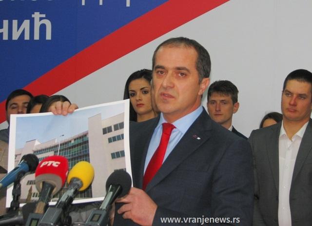 U maju 2018. najaktivniji poslanik sa juga ove godine bez obraćanja sa govornice: Slaviša Bulatović. Foto VranjeNews