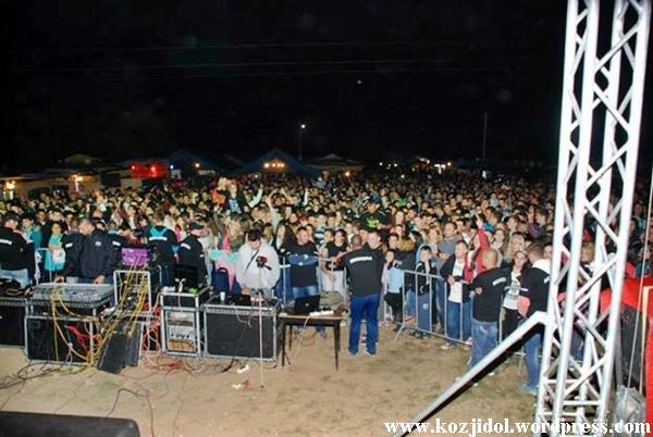 Atmosfera sa ranijih Dana Preobraženja u Kozjem dolu. Foto kozjidol.wordpress.com