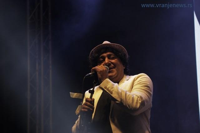 Festival je otvorio idejni tvorac: Boban Marković. Foto VranjeNews