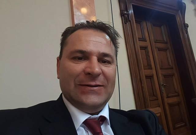 Stefan Kostov. Foto privatna arhiva