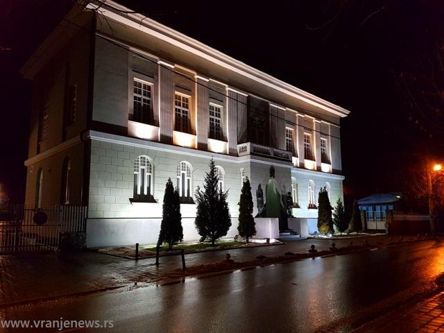 Projekcije su u Domu Vojske. Foto VranjeNews