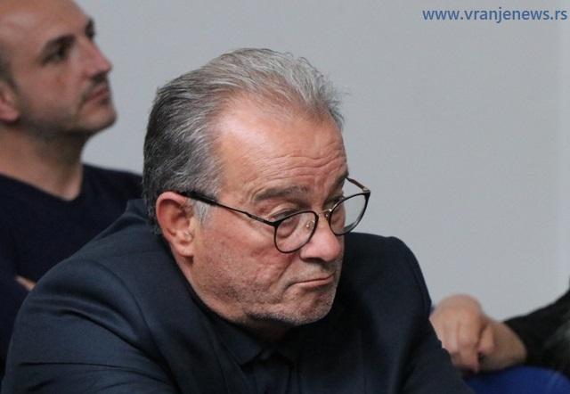 Advokat Jovan Aleksić, punomoćnik oštećene porodice. Foto VranjeNews