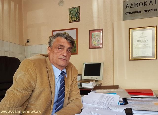 Dragan Stojanov. Foto VranjeNews