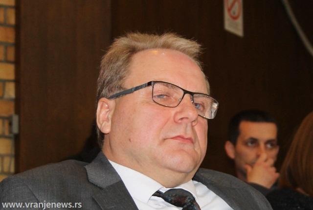 Goran Petrović. Foto VranjeNews