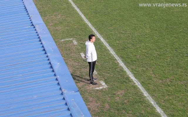 Vraća se u Surdulicu: Simo Krunić. Foto VranjeNews