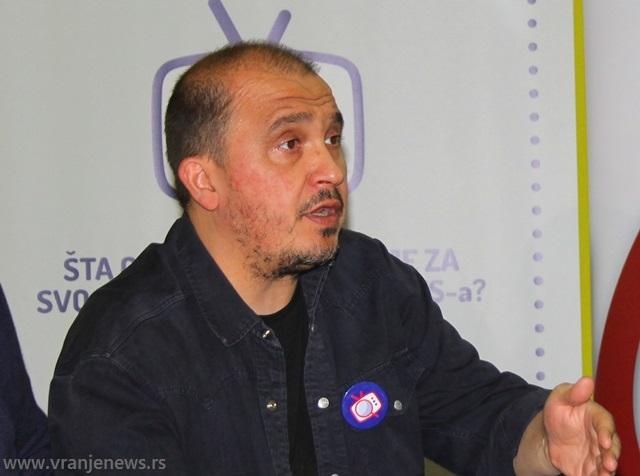 Nikola Lazić. Foto VranjeNews