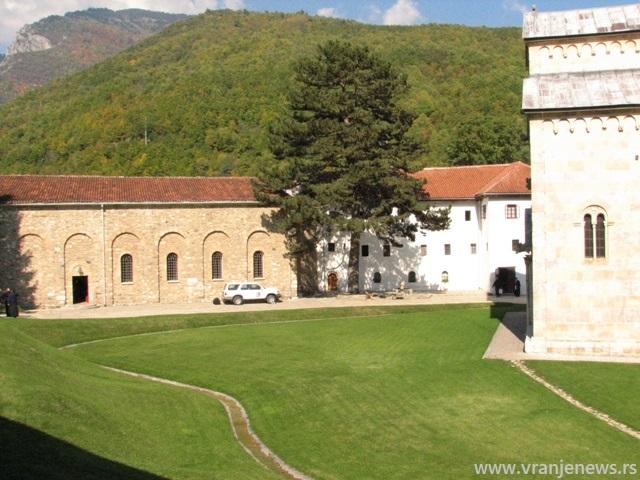 Manastir Visoki Dečani. Foto VranjeNews