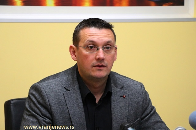 Goran Mladenović. Foto VranjeNews