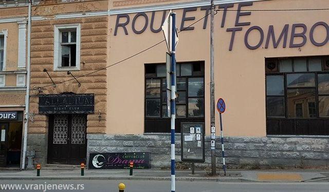 Mesto na kome je u vreme pucnjave radila diskoteka