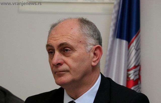 V.d. predsednika Osnovnog suda Stojadin Stanković. Foto Vranje News