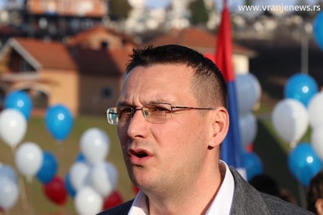 Unapređenje kvaliteta života za žitelje Stubla: Goran Mladenović. Foto Vranje News