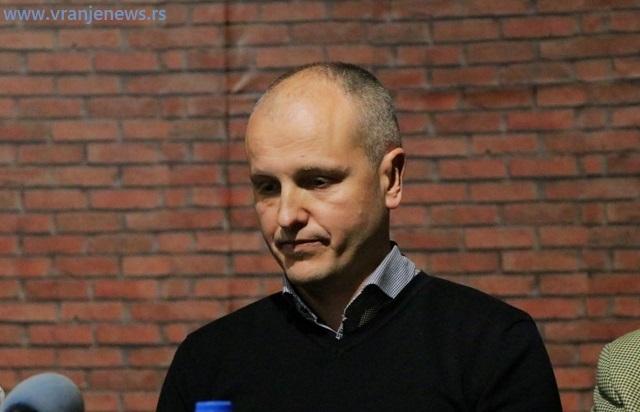 Direktor vranjskog teatra Nenad Jović. Foto Vranje News