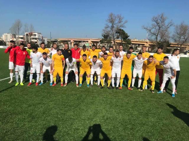 Vranjanci na pripremama u Albaniji. Foto FK Dinamo