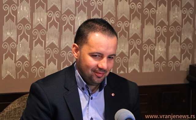 dr Miloš Nikolić. Foto Vranje News
