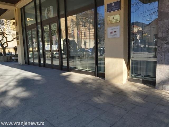 Sedište OJT-a u Vranju. Foto Vranje News