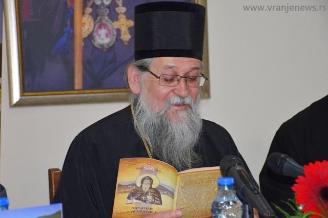 Vladika Pahomije. Foto Vranje News