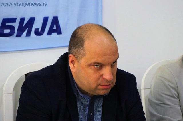 Ivica Petrušević. Foto Vranje News