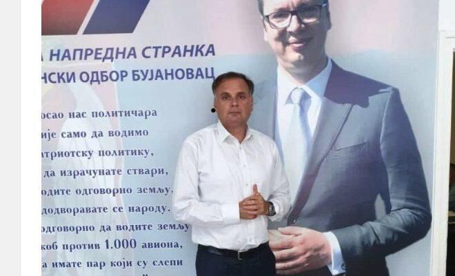 Nenad Zafirović. Foto Bujanovačke