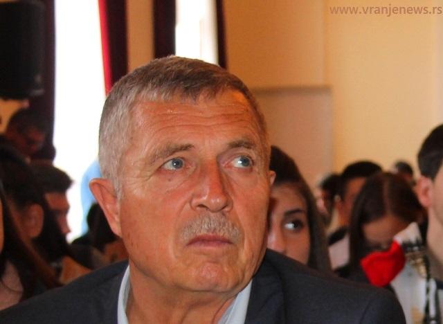 Nosilac liste: Stojanča Arsić. Foto Vranje News