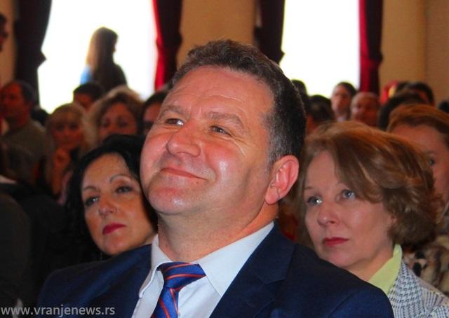 Nebojša Arsić. Foto Vranje News