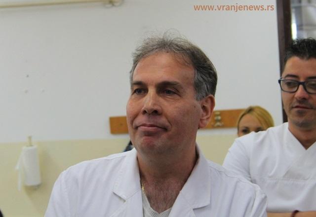 Saša Đorđević. Foto Vranje News