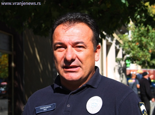 Ivica Tašković. Foto Vranje News