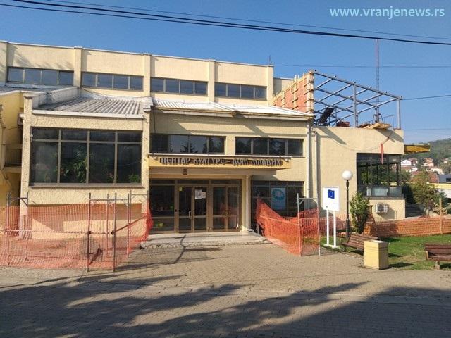 Centar za kulturu u Vladičinom Hanu. Foto Vranje News
