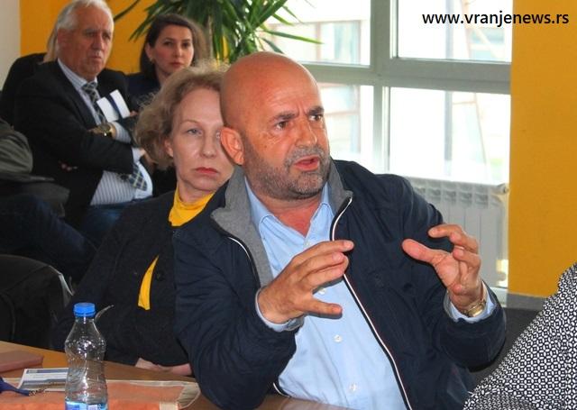 Nedžat Beljulji. Foto Vranje News