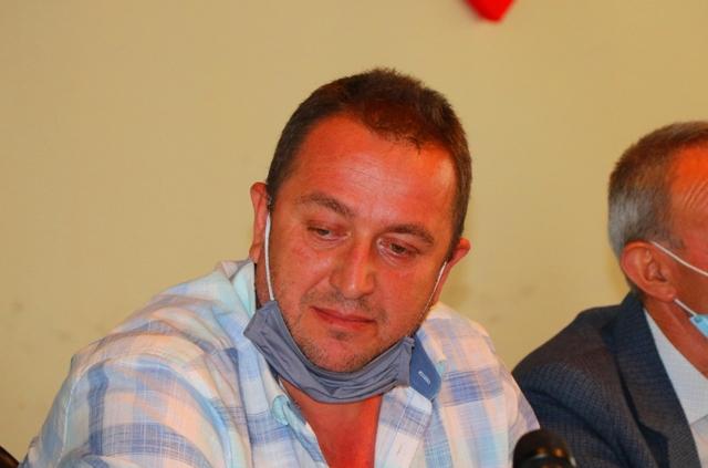Žikica Antanasijević. Foto Vranje News