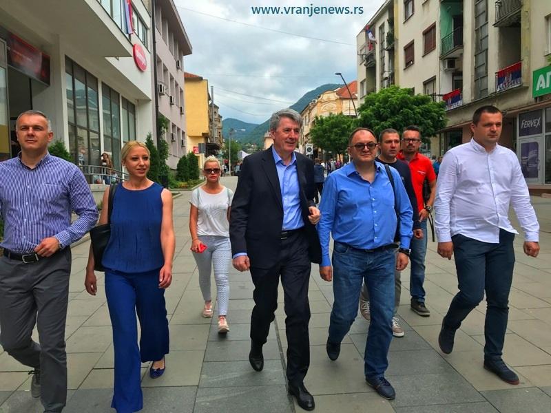 Socijalisti se uzdaju u svoju jaku socijalnu politiku. Foto Vranje News