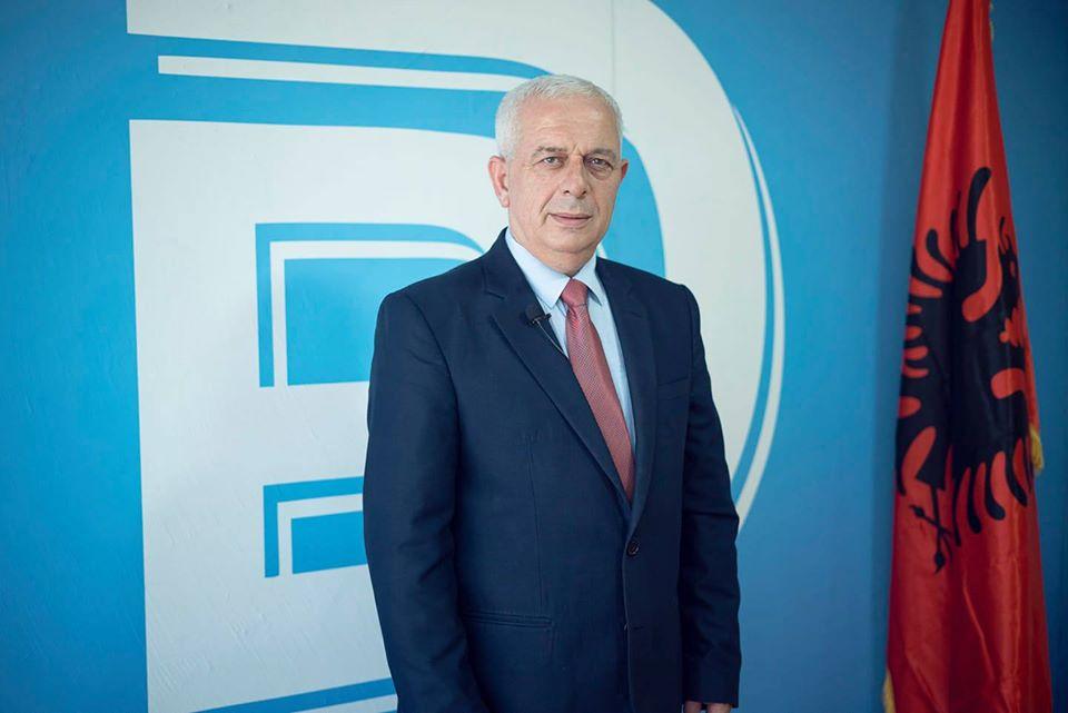 Treći put gradonačelnik Bujanovca. Foto Fejsbuk profil Nagipa Arifija