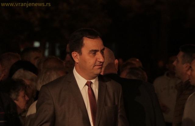 Koalicija naprednjaka sa Arifijem sve izvesnija: Nenad Mitrović, lider bujanovačkih naprednjaka. Foto  Vranje News