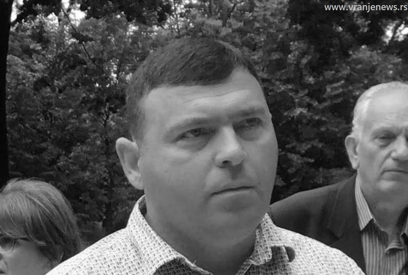 Aleksandar Manić. Foto Vranje News