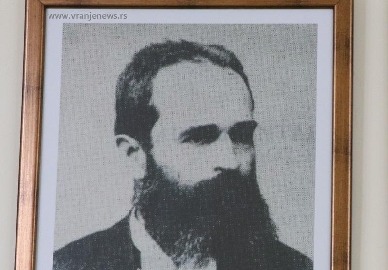 Đorđe Ničić, prvi direktor Gimnazije u Vranju, došao je iz Negotina. Foto Vranje News