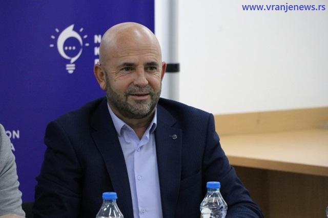 Nedžat Behljulji. Foto Vranje News