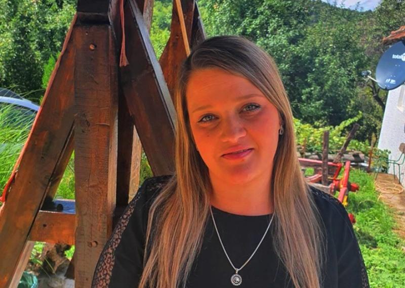 Miljana Stojanović Zlatković. Foto lična arhiva