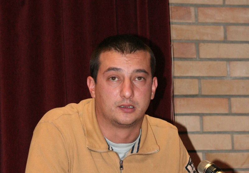 Radoslav Mojsilović. Foto D. Dimić (Vranje News)