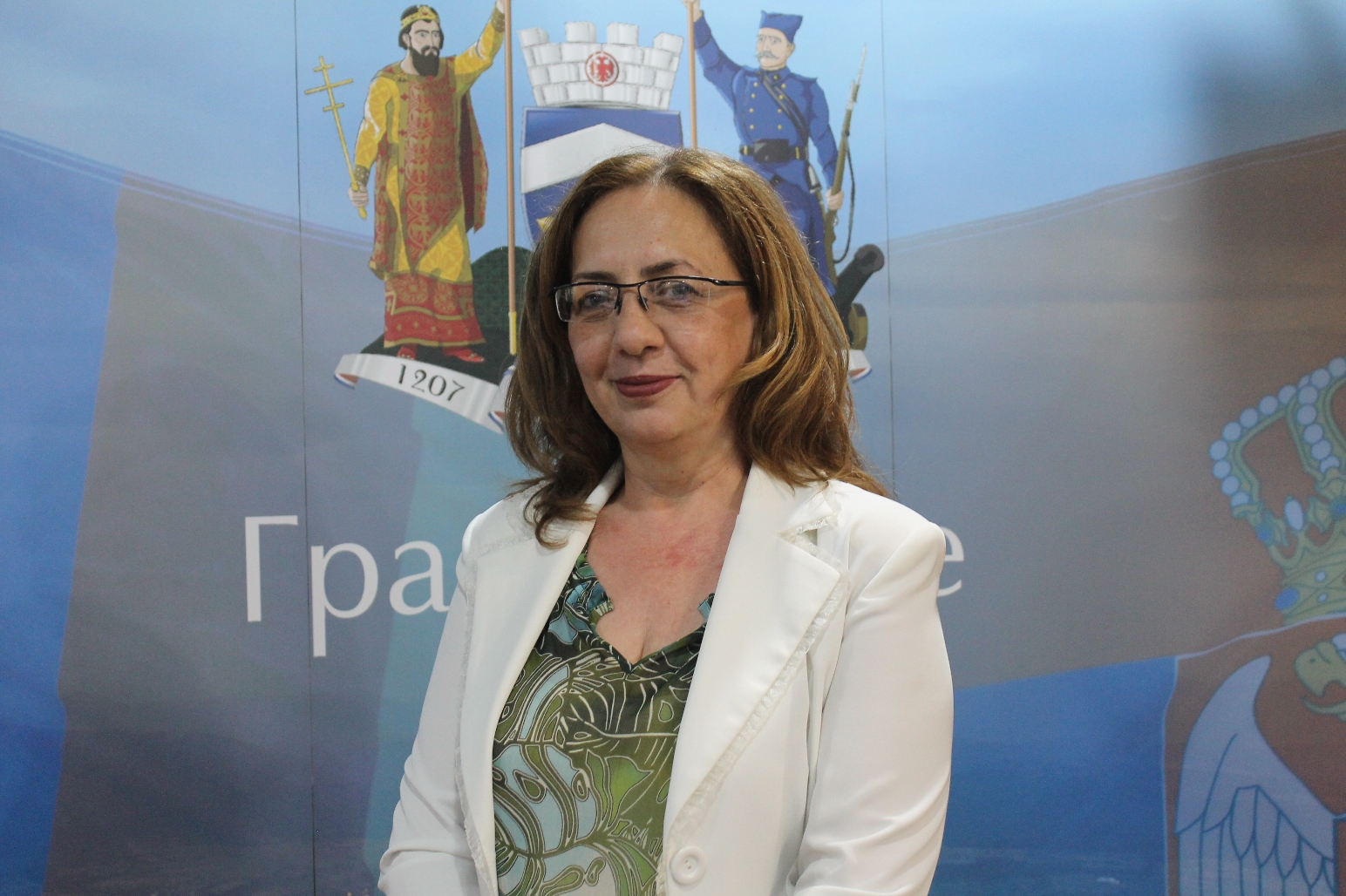 Izabela Savić. Foto www.vranje.org.rs