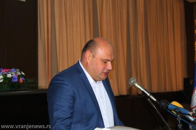 Branislav Trajković. Foto Vranje News