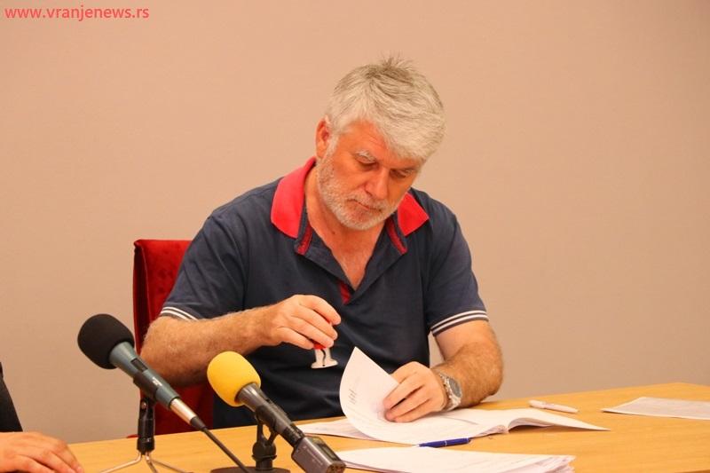 Zoran Veličković. Foto Vranje News