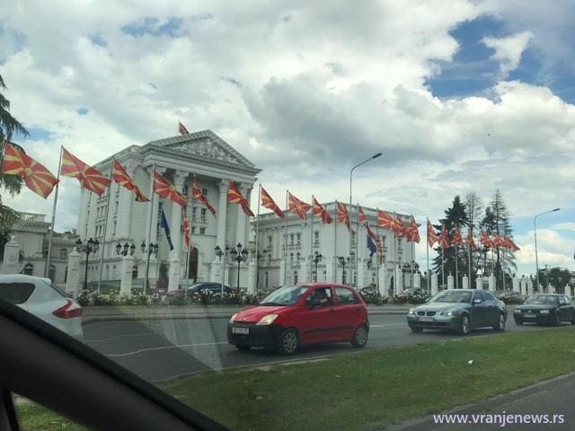 Polovina novoinficiranih u Skoplju. Foto Vranje News