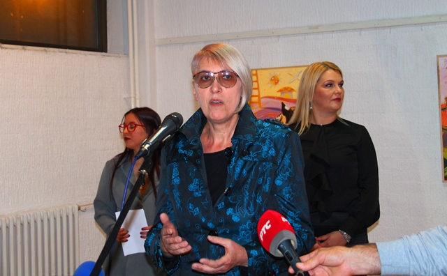 Vesna Marinković Stanković. Foto Vranje News