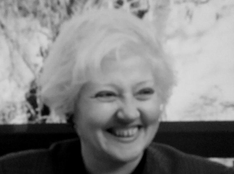 Slavica Stepanenko (1948-2020). Foto porodična arhiva