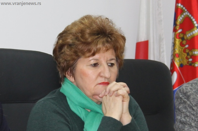 Slađana Stošić. Foto Vranje News
