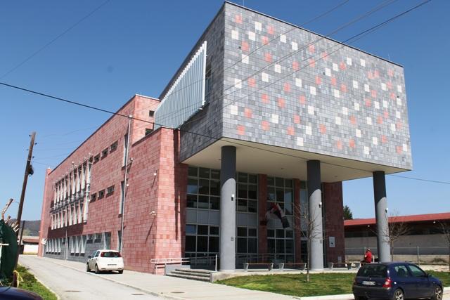 Ovde će građani primati vakcine: Ekonomski fakultet u Bujanovcu Foto Vranje News