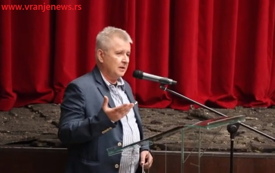 Slobodan Savić. Foto Vranje News