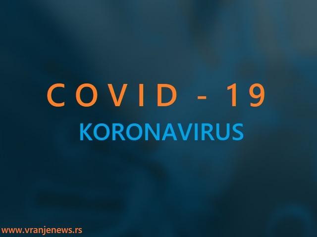 Sve manje slobodnih postelja u COVID bolnicama. Foto Vranje News