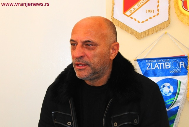 Dragan Antić Recko. Foto Vranje News