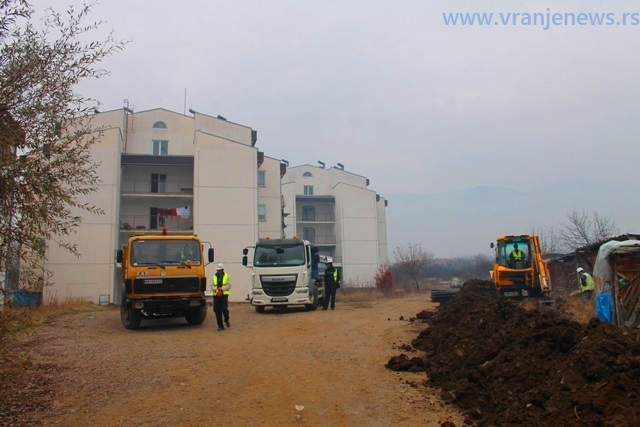 Naselje Čerenac. Foto Vranje News