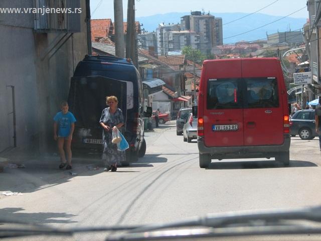 Naselje Gornja čaršija u Vranju naseljeno je pretežno Romima. Foto Vranje News